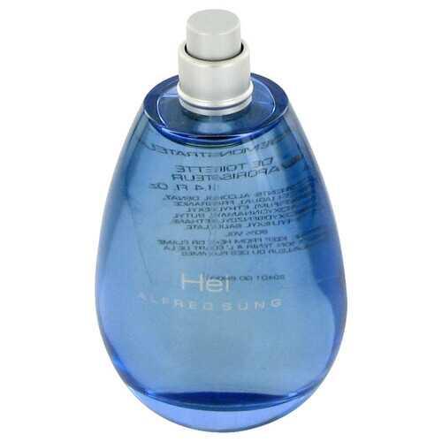 Hei by Alfred Sung Eau De Toilette Spray (Tester) 3.4 oz (Men)