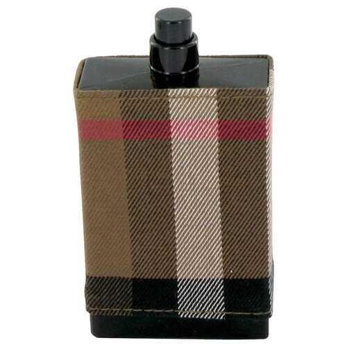 Burberry London (New) by Burberry Eau De Toilette Spray (Tester) 3.4 oz (Men)