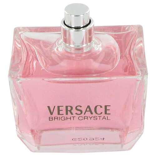 Bright Crystal by Versace Eau De Toilette Spray (Tester) 3 oz (Women)