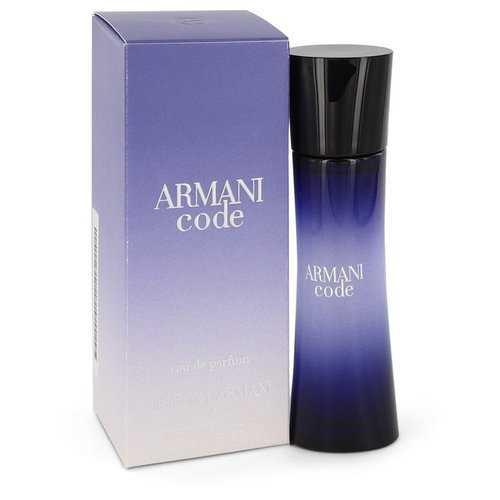 Armani Code by Giorgio Armani Eau De Parfum Spray 1 oz (Women)