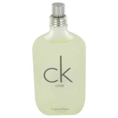 CK ONE by Calvin Klein Eau De Toilette Spray (Unisex Tester) 6.6 oz (Women)