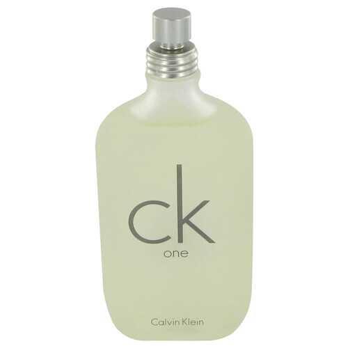 CK ONE by Calvin Klein Eau De Toilette Spray (Unisex Tester) 6.6 oz (Men)