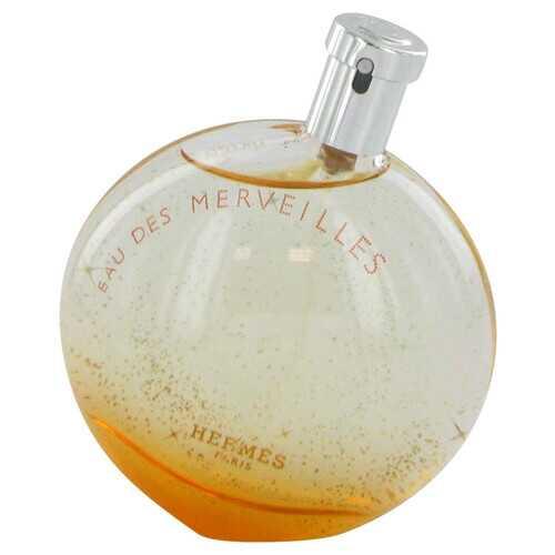 Eau Des Merveilles by Hermes Eau De Toilette Spray (Tester) 3.4 oz (Women)