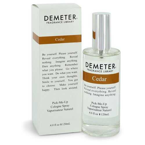 Demeter Cedar by Demeter Cologne Spray 4 oz (Women)