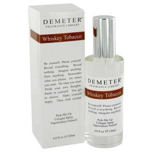 Demeter Whiskey Tobacco by Demeter Cologne Spray 4 oz (Men)