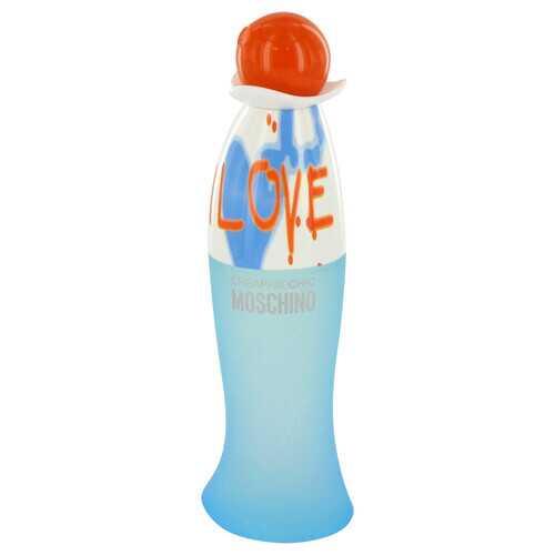 I Love Love by Moschino Eau De Toilette Spray (Tester) 3.4 oz (Women)