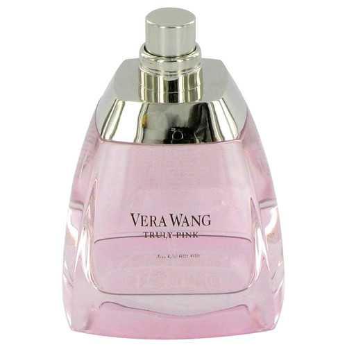 Vera Wang Truly Pink by Vera Wang Eau De Parfum Spray (Tester) 3.3 oz (Women)