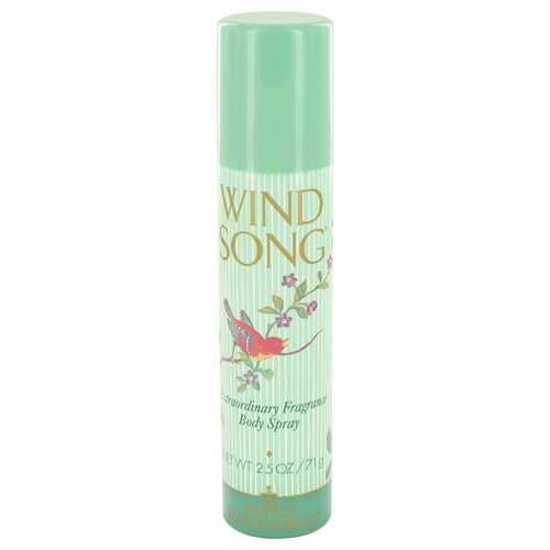 WIND SONG by Prince Matchabelli Deodorant Spray 2.5 oz (Women)