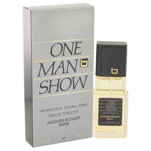 ONE MAN SHOW by Jacques Bogart Eau De Toilette Spray 1 oz (Men)
