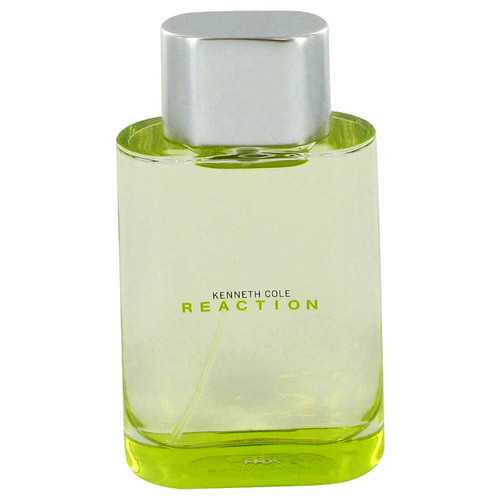 Kenneth Cole Reaction by Kenneth Cole Eau De Toilette Spray (Tester) 3.4 oz (Men)