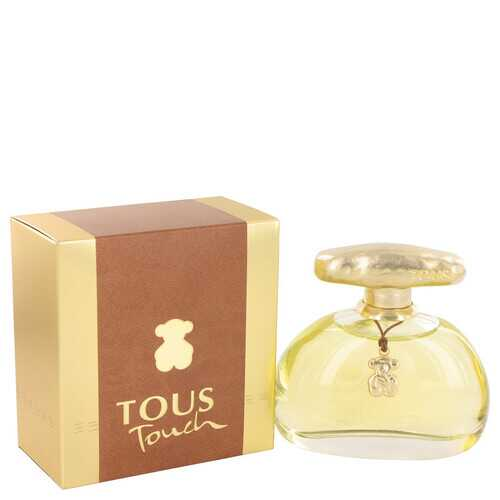 Tous Touch by Tous Eau De Toilette Spray 3.4 oz (Women)
