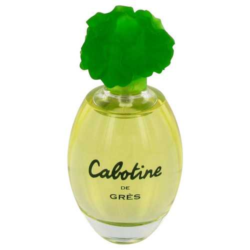 CABOTINE by Parfums Gres Eau De Toilette Spray (Tester) 3.4 oz (Women)
