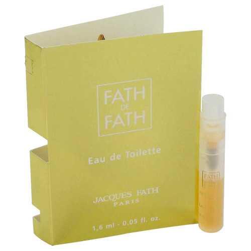 FATH DE FATH by Jacques Fath Vial (sample) .03 oz (Women)
