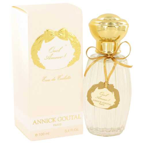 Quel Amour by Annick Goutal Eau De Toilette Spray 3.4 oz (Women)