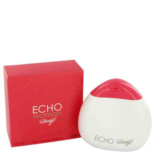 Echo by Davidoff Shower Gel 6.7 oz (Women)