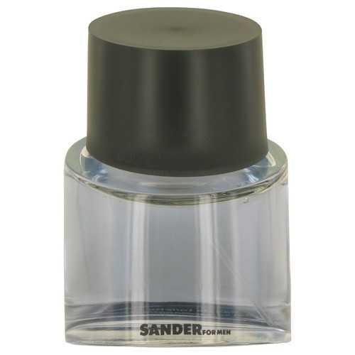 Sander by Jil Sander Eau De Toilette Spray (Tester) 4.2 oz (Men)