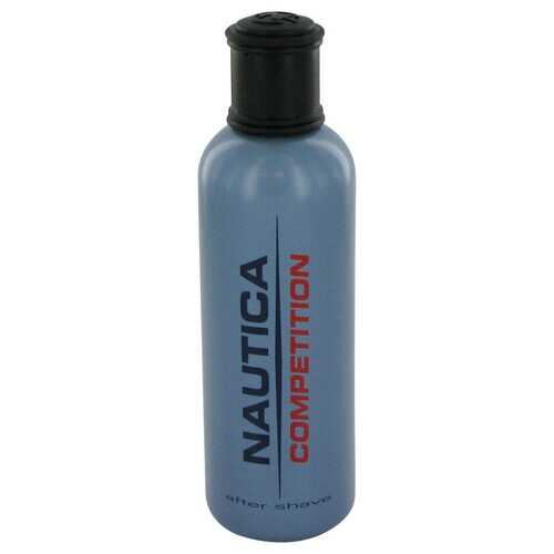 NAUTICA COMPETITION by Nautica After Shave (Blue Bottle unboxed) 4.2 oz (Men)