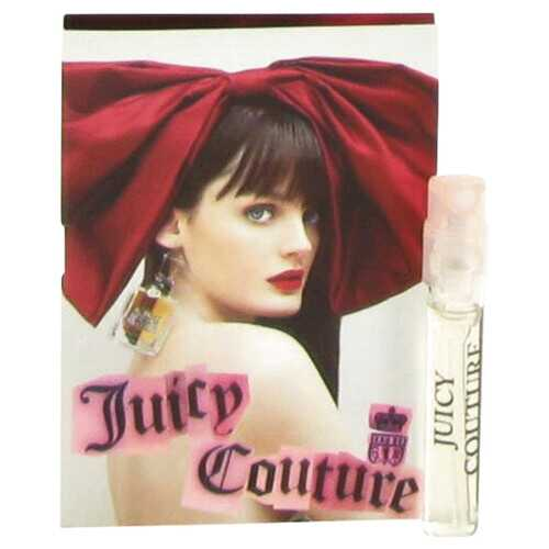 Juicy Couture by Juicy Couture Vial (sample) .03 oz (Women)