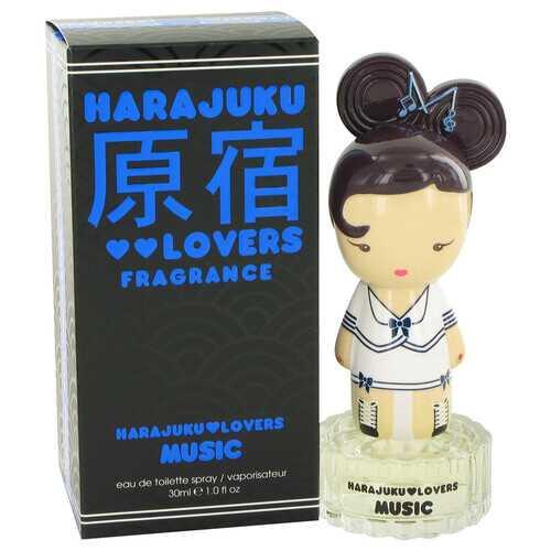 Harajuku Lovers Music by Gwen Stefani Eau De Toilette Spray 1 oz (Women)