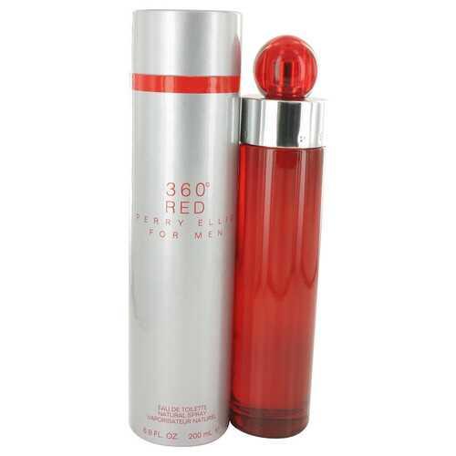 Perry Ellis 360 Red by Perry Ellis Eau De Toilette Spray 6.7 oz (Men)