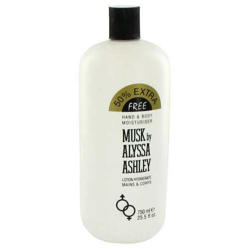 Alyssa Ashley Musk by Houbigant Body Lotion 25.5 oz (Women)