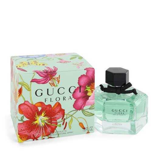 Flora by Gucci Eau De Toilette Spray 1.7 oz (Women)