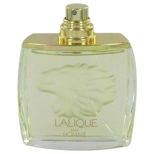 LALIQUE by Lalique Eau De Parfum Spray (Lion Tester) 2.5 oz (Men)