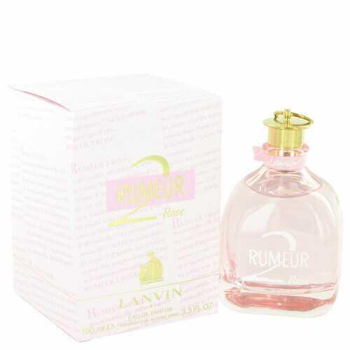 Rumeur 2 Rose by Lanvin Eau De Parfum Spray 3.4 oz (Women)