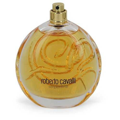 Serpentine by Roberto Cavalli Eau De Parfum Spray (Tester) 3.4 oz (Women)