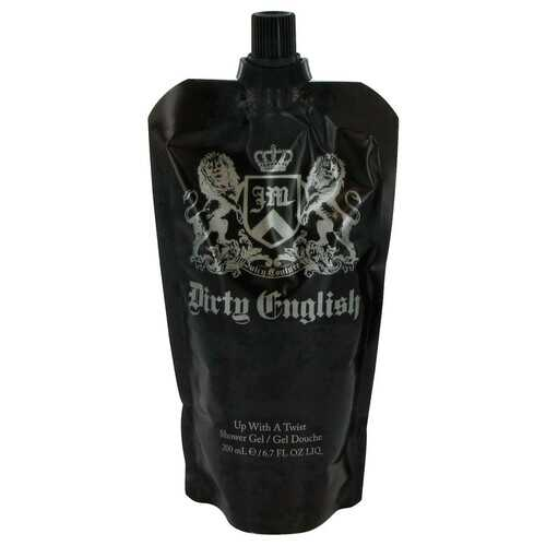 Dirty English by Juicy Couture Shower Gel 6.7 oz (Men)