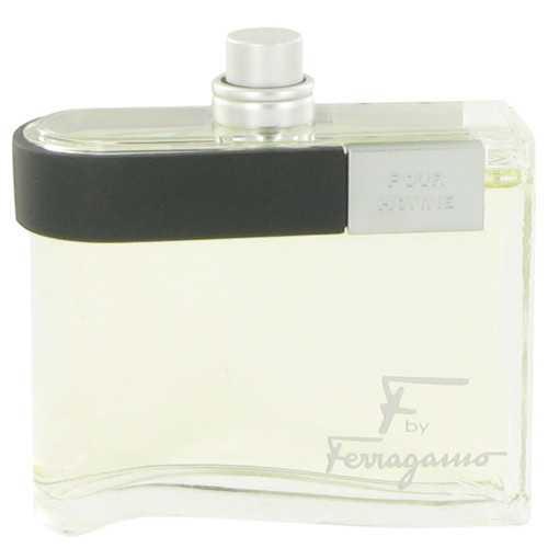 F by Salvatore Ferragamo Eau De Toilette Spray (Tester) 3.4 oz (Men)