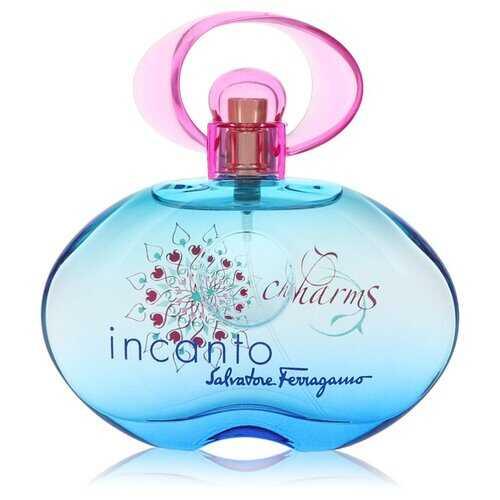Incanto Charms by Salvatore Ferragamo Eau De Toilette Spray (Tester) 3.4 oz (Women)
