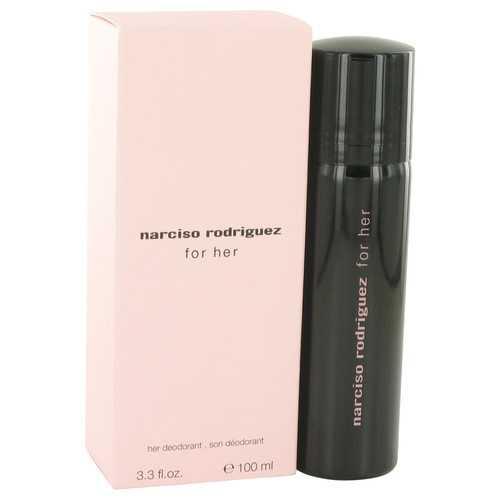 Narciso Rodriguez by Narciso Rodriguez Deodorant Spray 3.4 oz (Women)