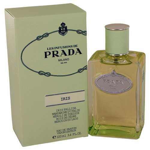Prada Infusion D'iris by Prada Eau De Parfum Spray 3.4 oz (Women)
