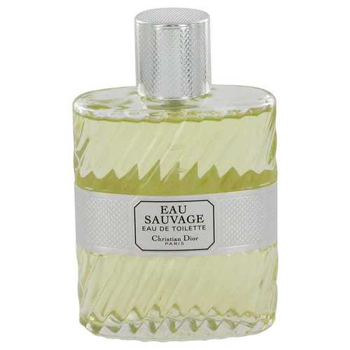 EAU SAUVAGE by Christian Dior Eau De Toilette Spray (Tester) 3.4 oz (Men)