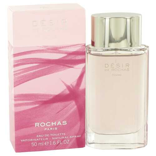 Desir De Rochas by Rochas Eau De Toilette Spray 1.7 oz (Women)