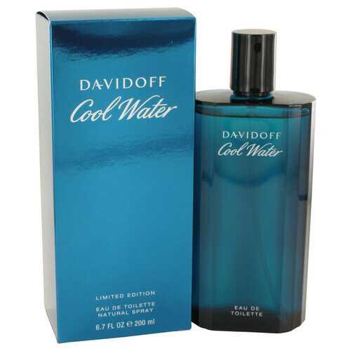 COOL WATER by Davidoff Eau De Toilette Spray 6.7 oz (Men)