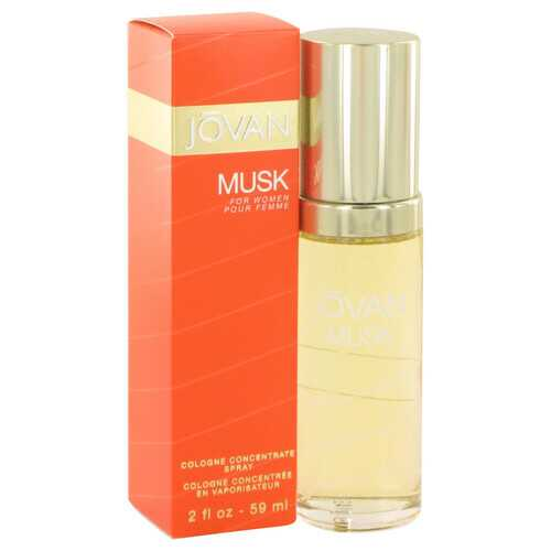 JOVAN MUSK by Jovan Cologne Concentrate Spray 2 oz (Women)
