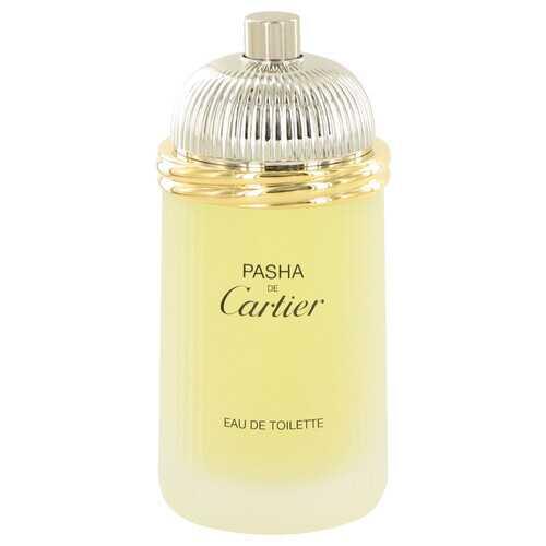 PASHA DE CARTIER by Cartier Eau De Toilette Spray (Tester) 3.3 oz (Men)