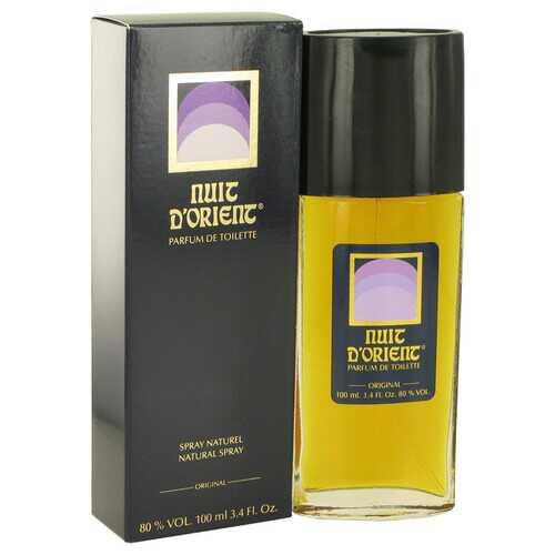 Nuit D'Orient by Coryse Salome Parfum De Toilette Spray 3.4 oz (Women)