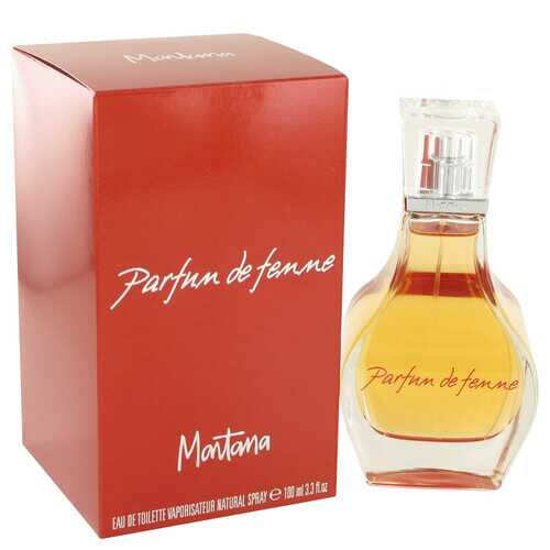 Montana Parfum De Femme by Montana Eau De Toilette Spray 3.3 oz (Women)