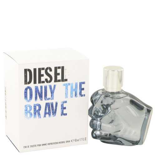 Only the Brave by Diesel Eau De Toilette Spray 1.7 oz (Men)