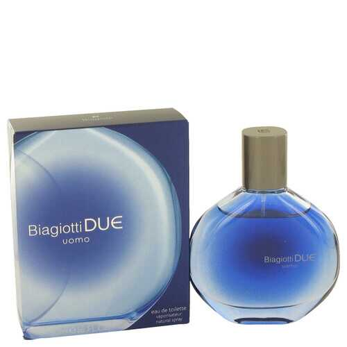 Due by Laura Biagiotti Eau De Toilette Spray 1.6 oz (Men)