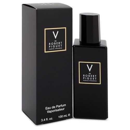 Visa (Renamed to Robert Piguet V) by Robert Piguet Eau De Parfum Spray (New Packaging) 3.4 oz (Women)
