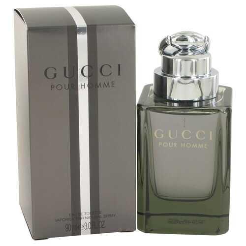 Gucci (New) by Gucci Eau De Toilette Spray 3 oz (Men)