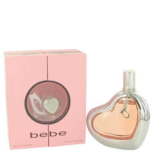 Bebe by Bebe Eau De Parfum Spray 3.4 oz (Women)