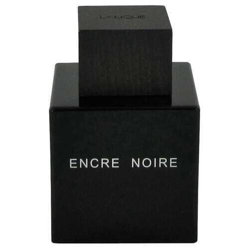 Encre Noire by Lalique Eau De Toilette Spray (Tester) 3.4 oz (Men)