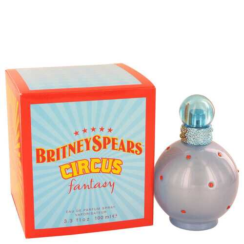Circus Fantasy by Britney Spears Eau De Parfum Spray 3.3 oz (Women)
