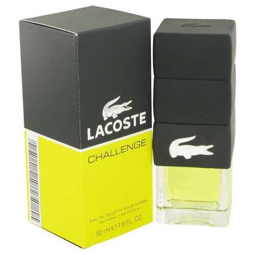 Lacoste Challenge by Lacoste Eau De Toilette Spray 1.6 oz (Men)