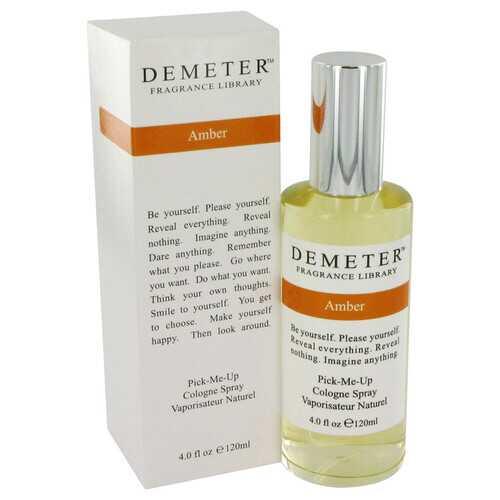 Demeter Amber by Demeter Cologne Spray 4 oz (Women)